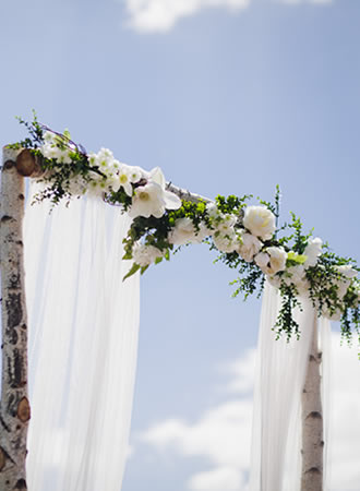 Wedding Arches & Arbours