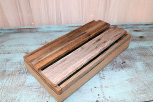 Rustic Riser - Large Rectangle