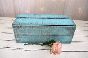 Small Fruit Box - Blue