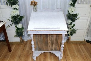 Church Lectern Signing Table