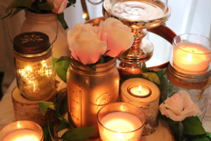 Fairy Light Jars - Pint