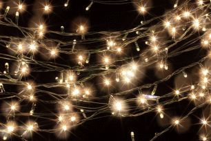 Fairy Lights - 100m Strand