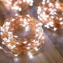LED Fairy Lights - 1m Battery Operated