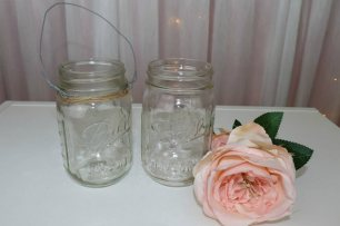 Hanging Mason Jar - Pint