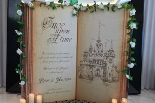 Giant Life-Size Fairy Tale Book