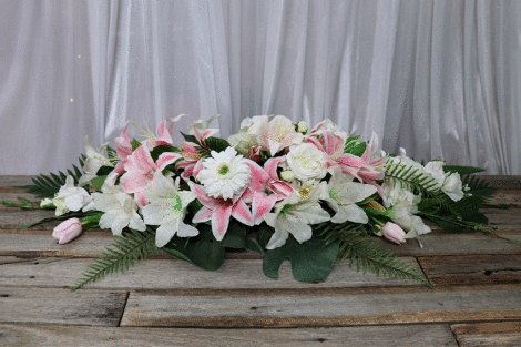 Artificial Flower Arrangement - Lou Lou