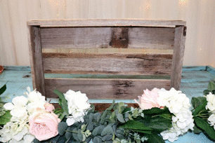 Rustic Riser - Extra Large Rectangle