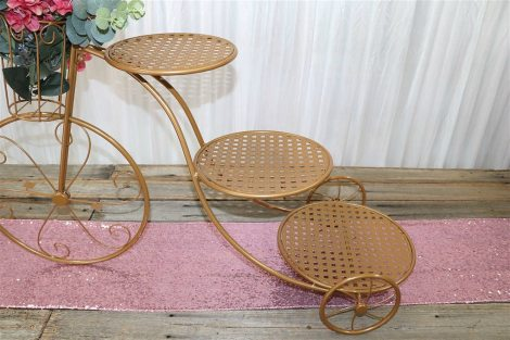 Vintage Bicycle Cake Stand