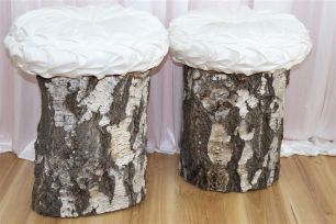 Wood Stumps - Extra Large