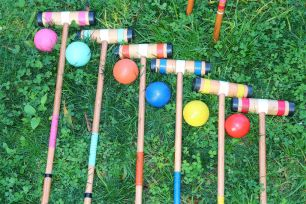 Croquet - 6 Player
